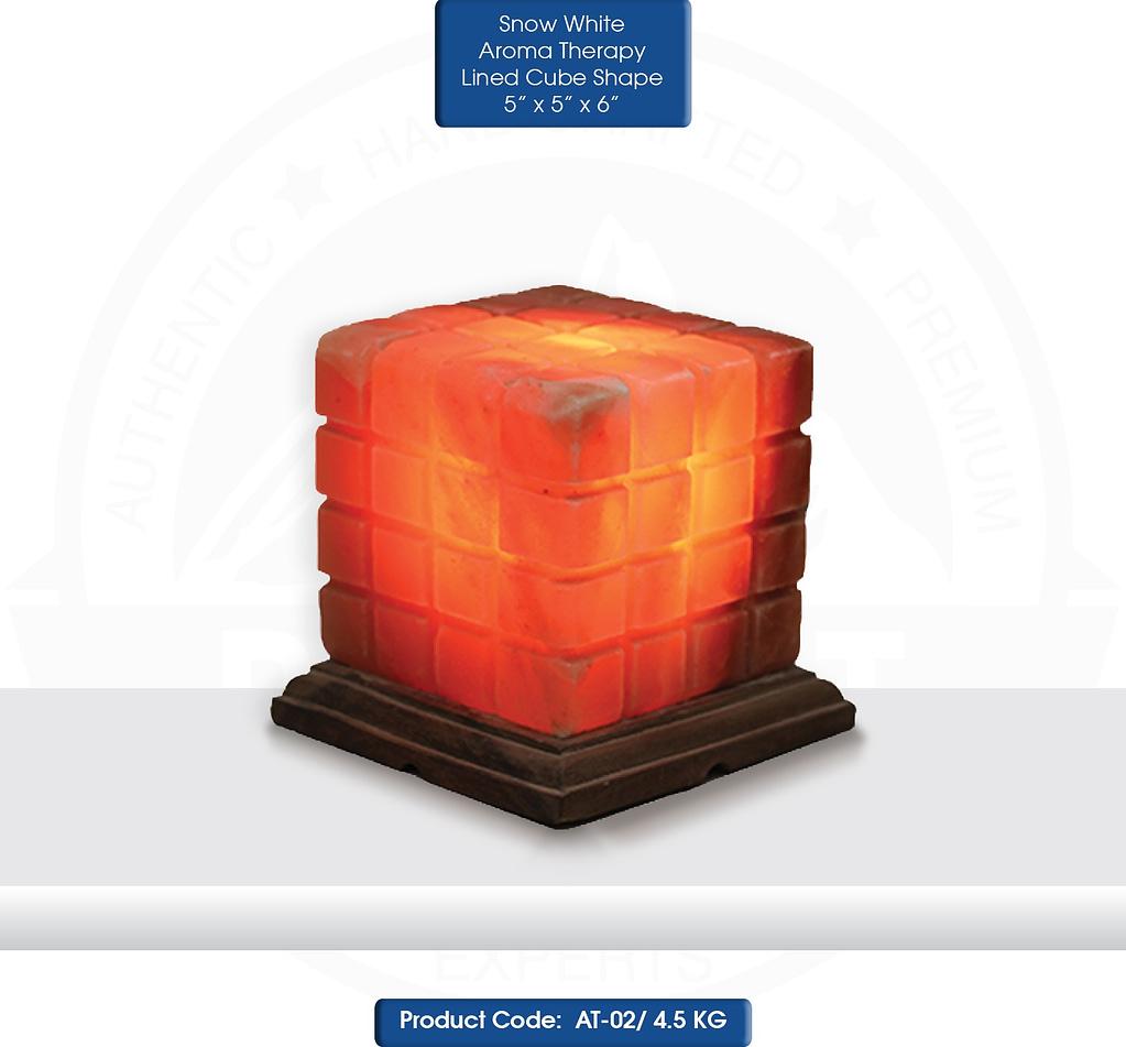 Aromaterapias kocka solampa